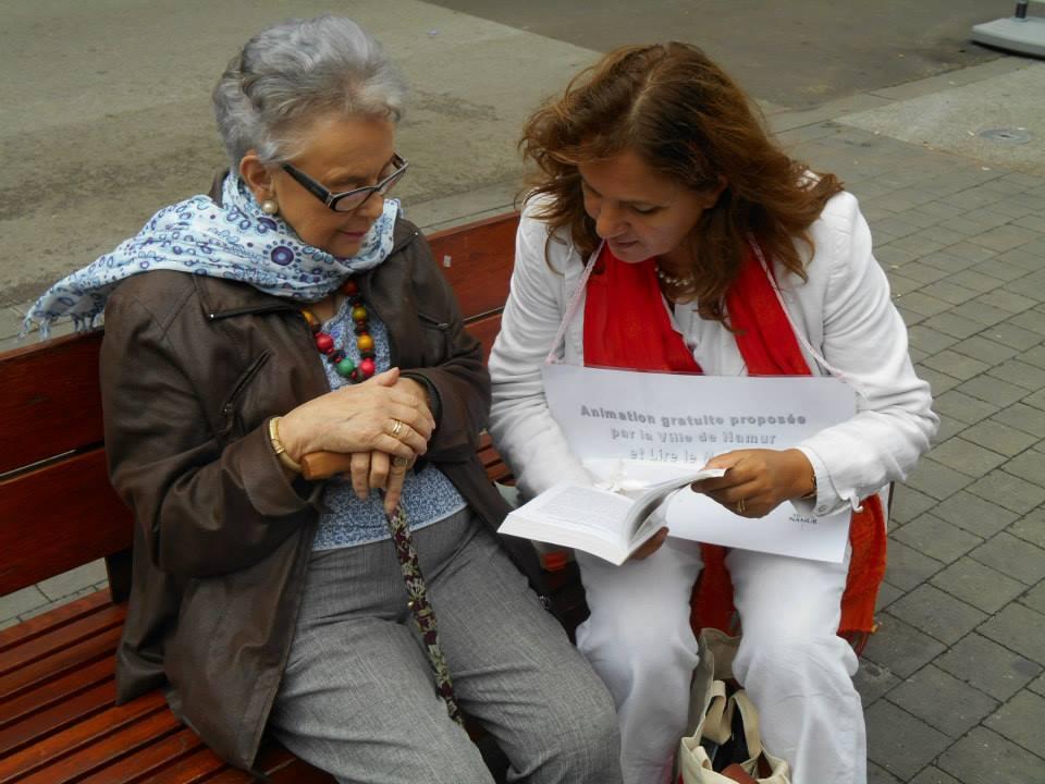 Action Lire la rue