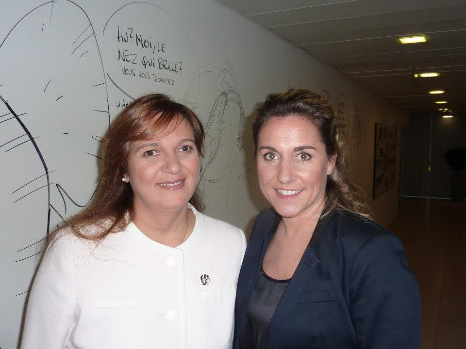 Avec Charlotte Baut, journaliste RTL