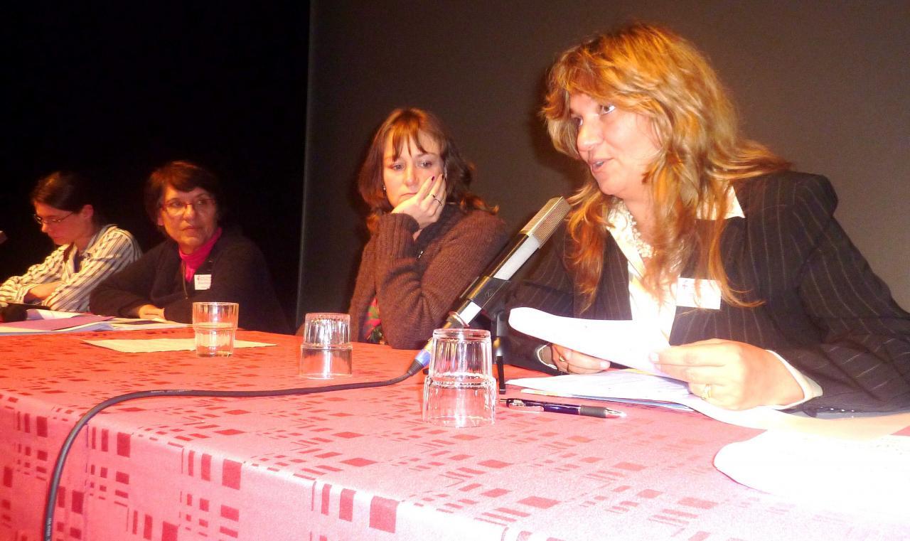 Conférence en Belgique : Assemblée des femmes